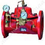 Пилотный клапан для снижения давления