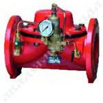 Пилотный клапан для поддержания и сброса давления
