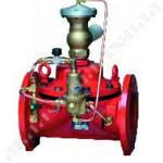 Предохранительные пилотные клапаны для быстрого сброса давления